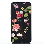 cheap -Case For Huawei P20 lite P20 Pattern Back Cover Flower Soft TPU for Huawei P20 lite Huawei P20 P10 Lite P10 Huawei P9 Lite P8 Lite (2017)