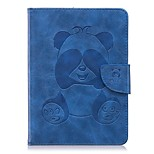 cheap -Case For Amazon Kindle Voyage Card Holder Wallet with Stand Pattern Auto Sleep / Wake Up Full Body Cases Panda Hard PU Leather for Kindle