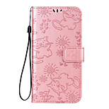 cheap -Case For Huawei P20 lite P20 Card Holder Wallet with Stand Flip Pattern Full Body Cases Cat Butterfly Hard PU Leather for Huawei P20 lite