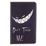 cheap -Case For Amazon Kindle Fire hd 8(6th Generation, 2016 Release) Card Holder Wallet with Stand Pattern Auto Sleep / Wake Up Full Body Cases