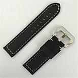 Недорогие -Ремешок для часов для Gear S3 Frontier Gear S3 Classic LTE Gear S3 Classic Samsung Galaxy Современная застежка Натуральная кожа Повязка