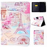 cheap -Case For Apple iPad mini 4 / iPad Pro 9.7 Flip Full Body Cases Eiffel Tower Hard PU Leather for iPad Air / iPad 4/3/2 / iPad Mini 3/2/1