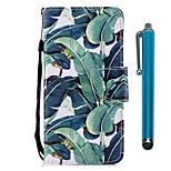 cheap -Case For Huawei P9 lite mini Huawei P smart Card Holder Wallet with Stand Flip Magnetic Full Body Cases Tree Hard PU Leather for P10 Lite