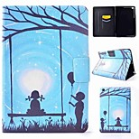 cheap -Case For Apple iPad mini 4 / iPad Pro 9.7 Flip Full Body Cases Cartoon Hard PU Leather for iPad Air / iPad 4/3/2 / iPad Mini 3/2/1