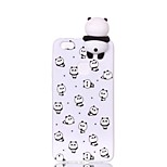 cheap -Case For Huawei P20 lite P10 Lite Pattern DIY Back Cover Panda Cartoon Soft TPU for Huawei P20 lite P10 Lite P10 P8 Lite (2017)