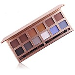 preiswerte -Sedona 1pcs EyeShadow Schein Kombination / Trocken / Normal Lidschatten Loser Puder Mehrfarbig Alltag Make-up / Party Make-up / Feen