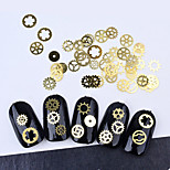 cheap -1pcs Nail Jewelry Metallic Punk Special Designed Casual / Daily Nail Art Design