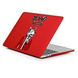 """Недорогие -MacBook Кейс для Слова / выражения / Животное пластик Новый MacBook Pro 15"""" / Новый MacBook Pro 13"""" / MacBook Pro, 15 дюймов"""