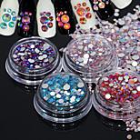 cheap -4pcs Crystal Gems Elegant & Luxurious Sparkle & Shine Crystal Luxury Fashionable Design Sparkling Crystal / Rhinestone Style Crystal /