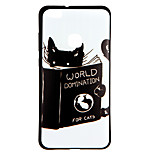 cheap -Case For Huawei P10 Lite P8 Lite (2017) Pattern Back Cover Cat Cartoon Soft TPU for P10 Lite Huawei P9 Lite Huawei P9 P8 Lite (2017)