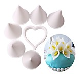 cheap -Bakeware tools Plastic DIY Thanksgiving Valentine's Day Creative Kitchen Gadget Holiday Cooking Utensils Dessert Tools