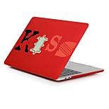 """Недорогие -MacBook Кейс Романтика / Слова / выражения пластик для Новый MacBook Pro 15"""" / Новый MacBook Pro 13"""" / MacBook Pro, 15 дюймов"""