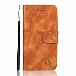 cheap -Case For Huawei Mate 10 Mate 10 lite Card Holder Wallet Flip Magnetic Full Body Cases Solid Colored Hard PU Leather for Mate 10 lite Mate