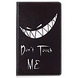 Недорогие -Кейс для Назначение Amazon Kindle Fire hd 8(7th Generation, 2017 Release) Бумажник для карт Кошелек со стендом С узором Авто Режим сна /