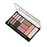 cheap -Makeup 3pcs EyeShadow Pro Combination Shadow / Eye Shadow Waterproof Colorful Smokey Makeup / Party Makeup / Halloween Makeup