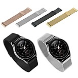 cheap -Watch Band for Gear S2 Gear S2 Classic Samsung Galaxy Milanese Loop Stainless Steel Wrist Strap