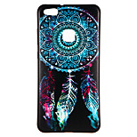 cheap -Case For Huawei P10 Lite P8 Lite (2017) Pattern Back Cover Dream Catcher Soft TPU for P10 Lite Huawei P9 Lite Huawei P9 P8 Lite (2017)
