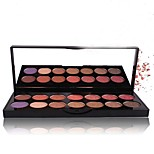 cheap -Sedona 1pcs EyeShadow Glow Combination / Dry / Normal Shadow Loose powder Colorful Fairy Makeup / Party Makeup / Daily Makeup