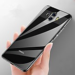 cheap -Case For Huawei Mate 10 Mate 10 pro Ultra-thin Transparent Body Back Cover Solid Colored Soft TPU for Mate 10 lite Mate 10 pro Mate 10