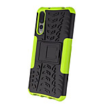 cheap -Case For Huawei P20 Pro with Stand Armor Back Cover Armor Hard PC for Huawei P20 Pro