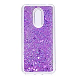 cheap -Case For Xiaomi Redmi 5 Redmi 5 Plus Flowing Liquid Mirror Glitter Shine Back Cover Glitter Shine Hard PC for Xiaomi Redmi Note 4X Xiaomi