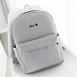 Недорогие -Рюкзак для Однотонный холст MacBook Air, 11 дюймов / MacBook 12''