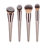 cheap -4-Pack Professional Makeup Brushes Makeup Brush Set / Powder Brush / Eyeshadow Brush Synthetic Hair / Nylon Eco-friendly / Professional /