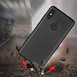 Недорогие -Кейс для Назначение Xiaomi Redmi Note 5 Pro Ультратонкий Кейс на заднюю панель Полосы / волосы Мягкий ТПУ для Xiaomi Redmi Note 5 Pro