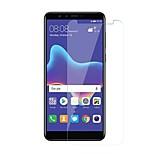 abordables -Protector de pantalla para Huawei Y9 (2018)(Enjoy 8 Plus) PET 1 pieza Protector de Pantalla Frontal Anti-Arañazos / Ultra Delgado / A