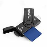 Недорогие -Rocketek MicroSD / MicroSDHC / MicroSDXC / TF SD / SDHC / SDXC OTG Type-C Устройство чтения карт памяти Для мобильного телефона Andriod