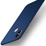 economico -Custodia Per Xiaomi Redmi Note 5 Pro Ultra sottile Effetto ghiaccio Per retro Tinta unita Resistente PC per Xiaomi Redmi 5 Xiaomi Redmi 5