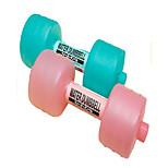 "cheap -Dumbbells 1 pcs Exercise & Fitness / Gym Adjustable Size / Dumbbell Polypropylene Fiber 4"" (10 cm) Slimming"