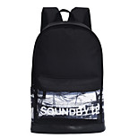 cheap -Backpacks Word / Phrase Canvas for New MacBook Pro 15-inch / New MacBook Pro 13-inch / Macbook Pro 15-inch