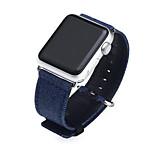 Недорогие -Ремешок для часов для Apple Watch Series 3 / 2 / 1 Apple Классическая застежка Материал / Натуральная кожа Повязка на запястье