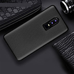 abordables -Coque Pour OnePlus OnePlus 6 / OnePlus 5T Ultrafine Coque Couleur Pleine Flexible TPU pour OnePlus 6 / One Plus 5 / OnePlus 5T