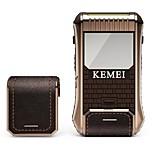 Недорогие -Kemei Электробритвы for Муж. 100-240V Многофункциональный / Карманный дизайн / Легкий и удобный