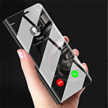 cheap -Case For Xiaomi Xiaomi Mi 6X / Mi 5X with Stand / Plating / Mirror Full Body Cases Solid Colored Hard PC for Xiaomi Mi Mix 2 / Xiaomi Mi