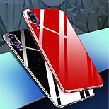 Недорогие -Кейс для Назначение Huawei P20 Ультратонкий Кейс на заднюю панель Однотонный Твердый ПК для Huawei P20