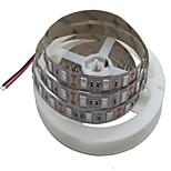 Недорогие -5 метров Гибкие светодиодные ленты 300 светодиоды Двойной цвет источника света Можно резать / Самоклеющиеся / Компонуемый 12V 1шт