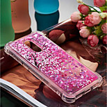cheap -Case For Xiaomi Redmi 5 Plus / Redmi 5 Shockproof / Flowing Liquid / Pattern Back Cover Flower Soft TPU for Xiaomi Redmi Note 5A / Xiaomi