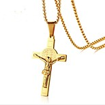 cheap -Men's Pendant Necklace  -  Vintage Irregular Gold 51cm Necklace For Gift Daily