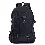 Недорогие -Рюкзак Однотонный холст для MacBook Air, 11 дюймов / MacBook 12''