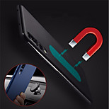 Недорогие -Кейс для Назначение Huawei P20 / P20 Pro Ультратонкий Кейс на заднюю панель Однотонный Мягкий ТПУ для Huawei P20 / Huawei P20 Pro /