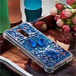 cheap -Case For Xiaomi Redmi 5 Plus / Redmi 5 Shockproof / Flowing Liquid / Pattern Back Cover Butterfly Soft TPU for Xiaomi Redmi Note 5A /