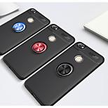 cheap -Case For Xiaomi Redmi 5A / Redmi 4a Ring Holder Back Cover Solid Colored Soft TPU for Xiaomi Redmi Note 5A / Xiaomi Redmi Note 4X /
