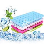 Недорогие -Инструменты для выпечки пластик Креатив Лед Квадратный Формы для пирожных 1шт