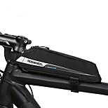 Недорогие -0.4 L Бардачок на раму / Верхняя сумка для трубки Велосумка/бардачок Ткань Велосумка/бардачок Велосумка Велосипедный спорт / Велоспорт