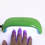 cheap -1 Piece nail art Nail Dryer & Lamp Mini Fashionable Design / Luminous Daily Nail Art Tool