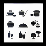 Недорогие -Инструменты для выпечки пластик Праздник / Творческая кухня Гаджет / День Святого Валентина Для приготовления пищи Посуда Прямоугольный Десертные инструменты 1шт