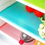 Недорогие -Кухня Чистящие средства Силикон Хозяйственная губка Устойчив к образованию пятен 4шт